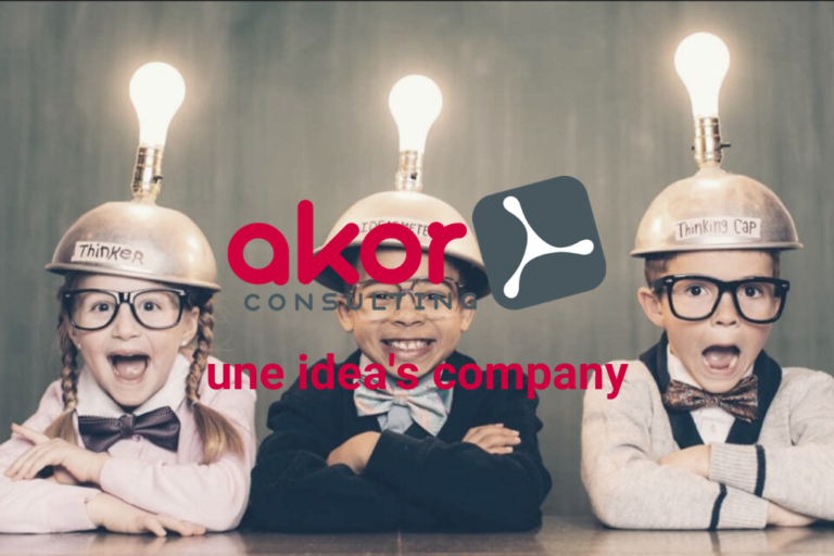 Akor consulting idea company formation certification
